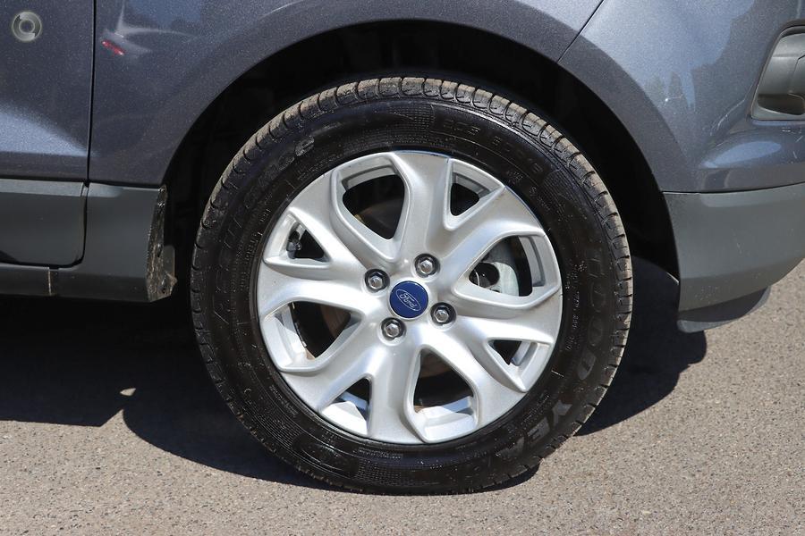 2017 Ford EcoSport Trend BK