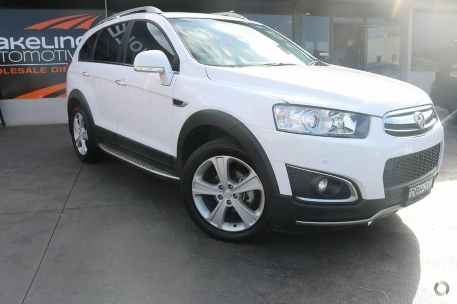 2015 Holden Captiva 7 LTZ CG - Wakeling Automotive Wholesale Direct