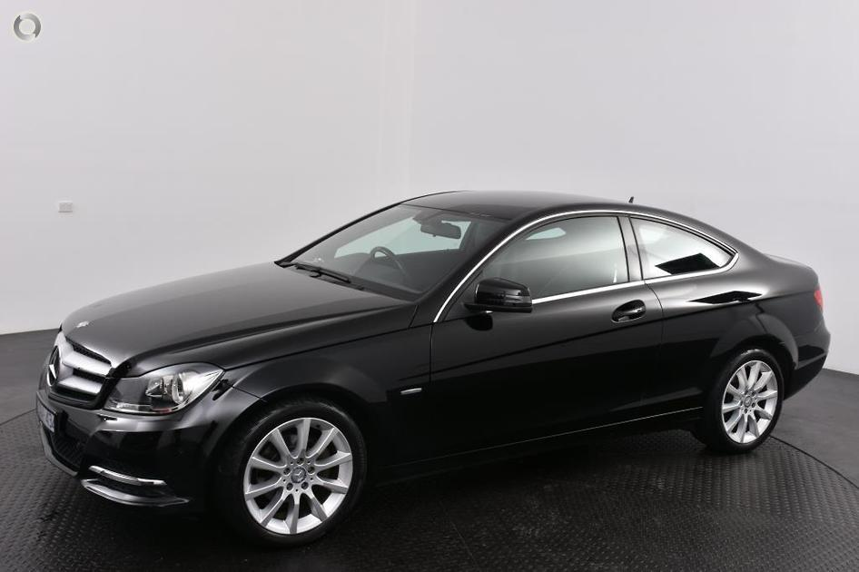 2012 Mercedes-Benz C 180 BLUEEFFICIENCY Coupe