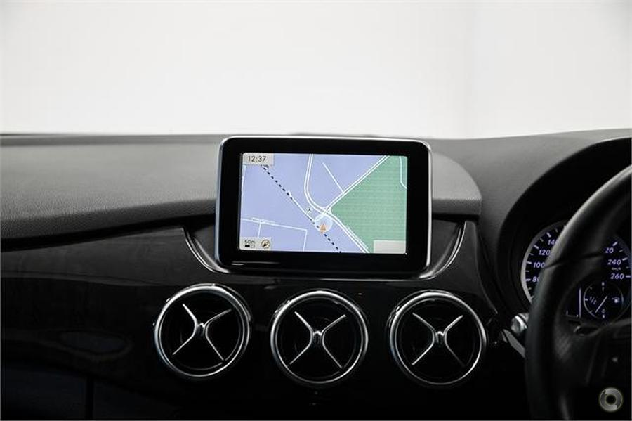 2012 Mercedes-Benz B 200 Sports Tourer