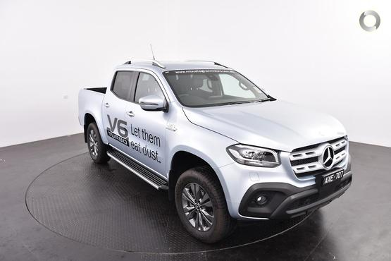 2018 Mercedes-Benz X 350 D PROGRESSIVE