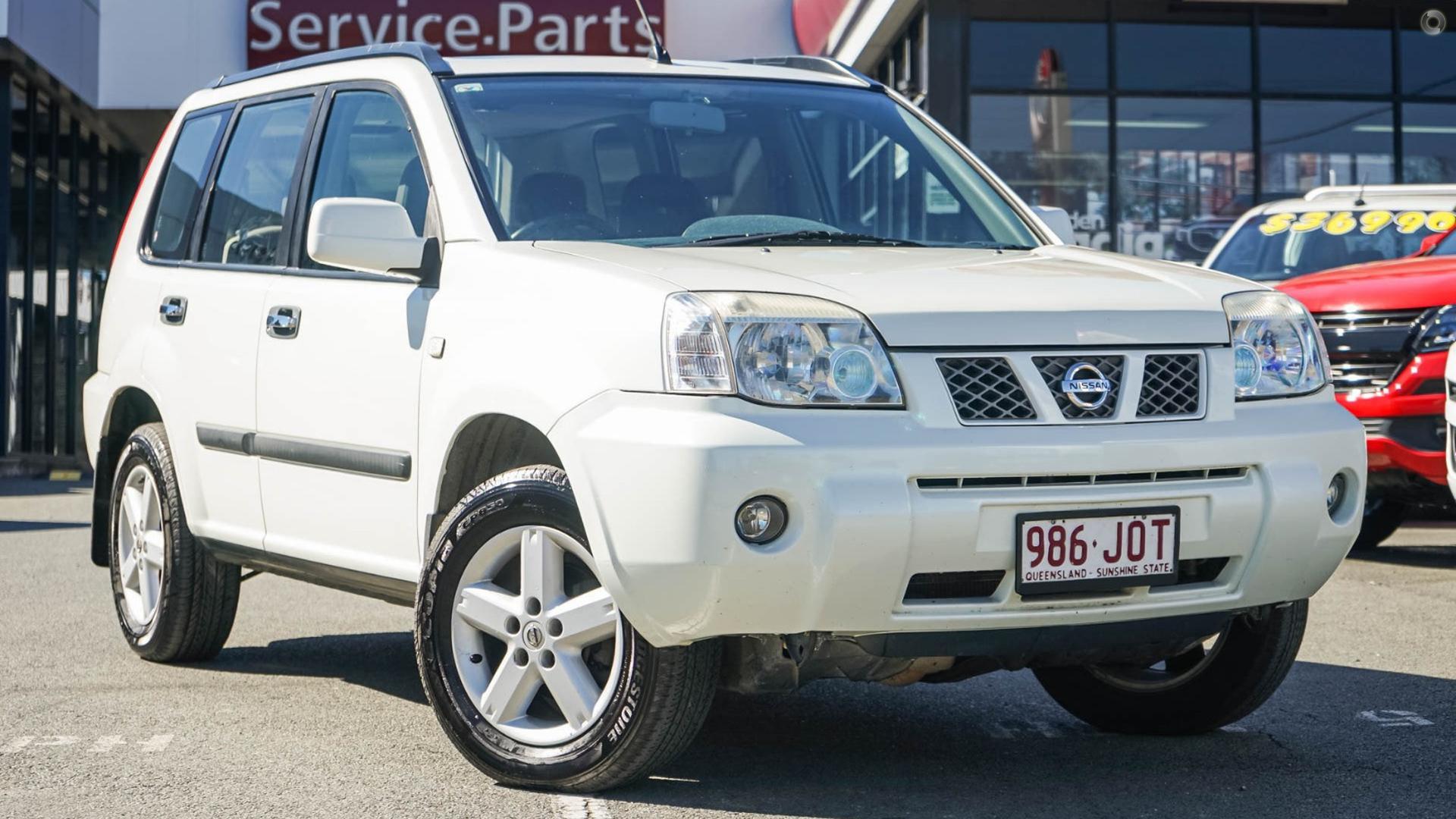 2006 Nissan X-TRAIL ST-S X-Treme