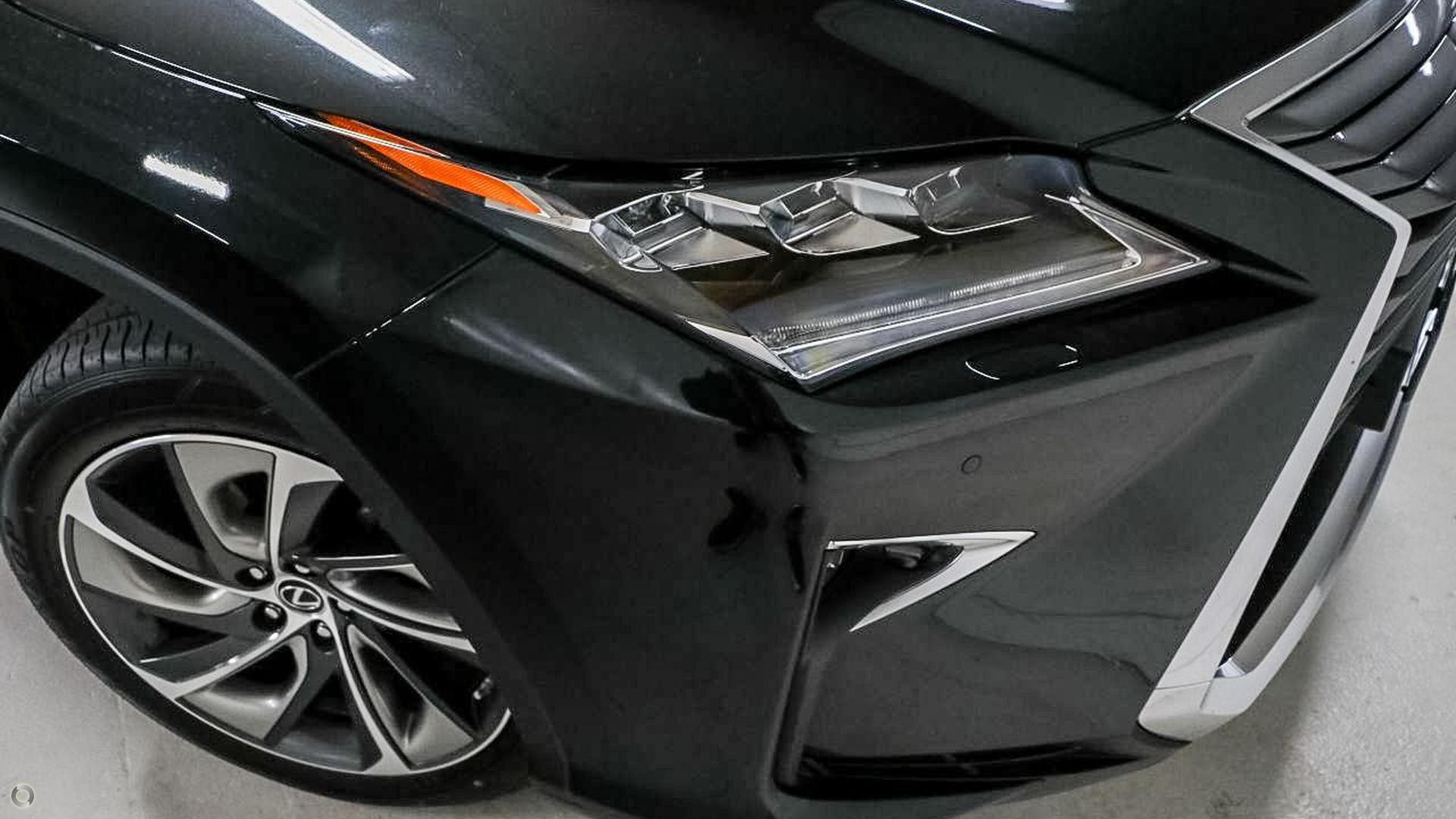 2018 Lexus Rx350 Sports Luxury GGL25R