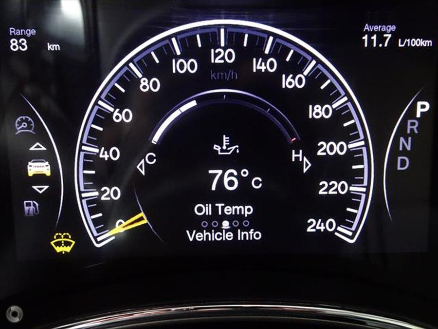 2017 Jeep Grand Cherokee Laredo WK