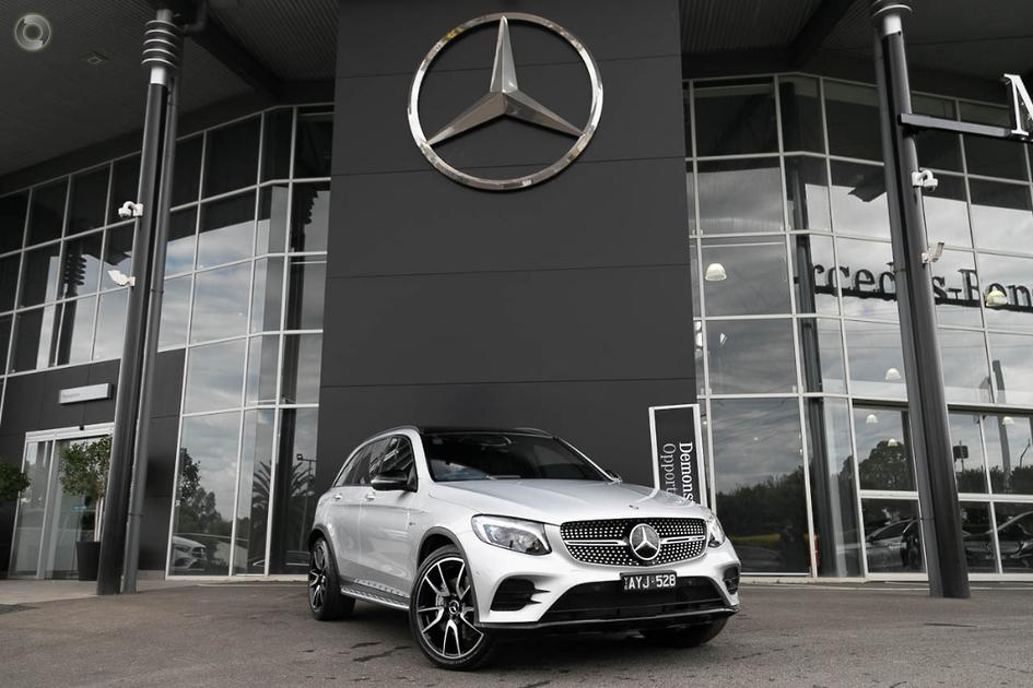 2019 Mercedes-Benz GLC 43 Wagon