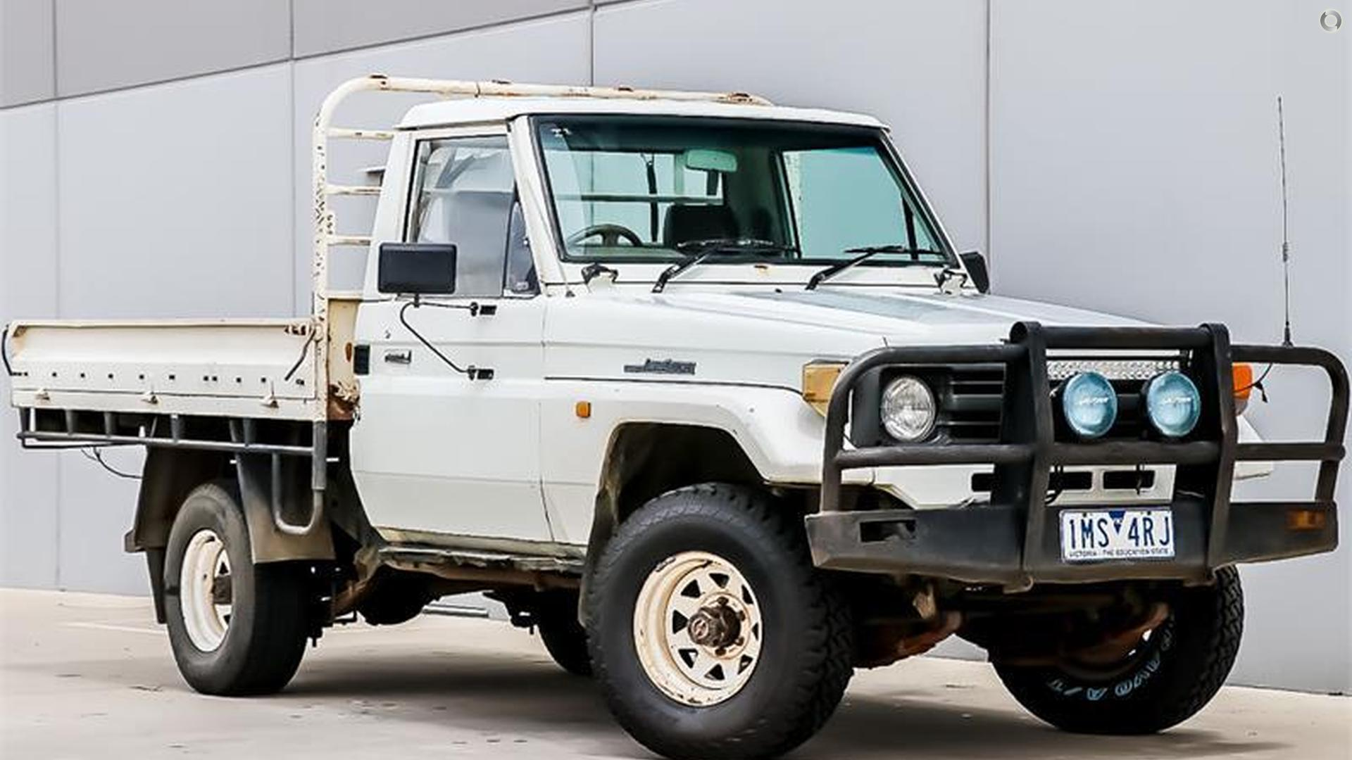 1996 Toyota Landcruiser HZJ75RP