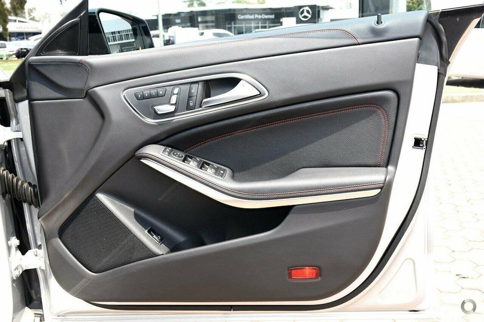 2017 Mercedes-Benz CLA 250 SPORT Coupe
