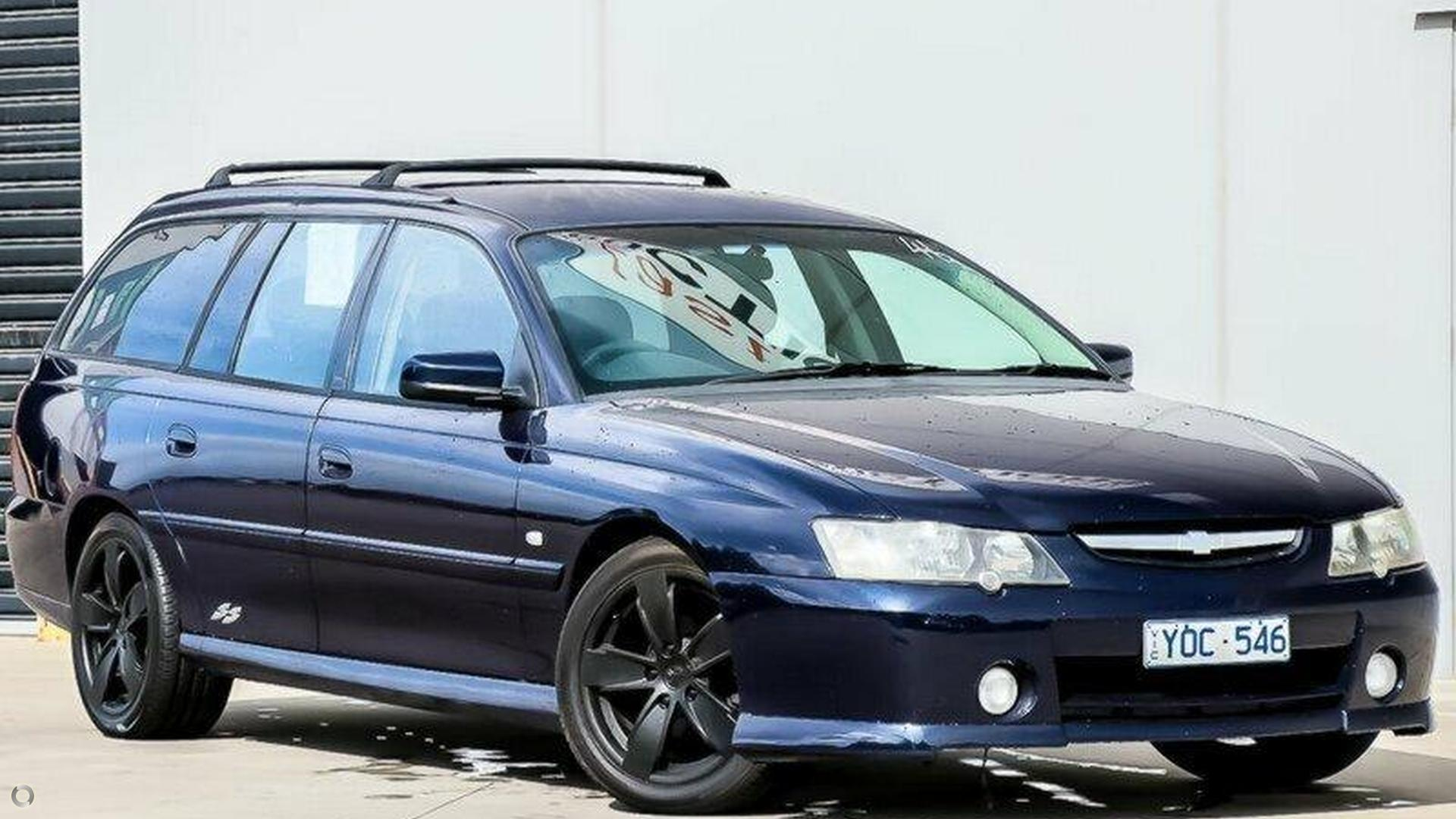2003 Holden Commodore VY