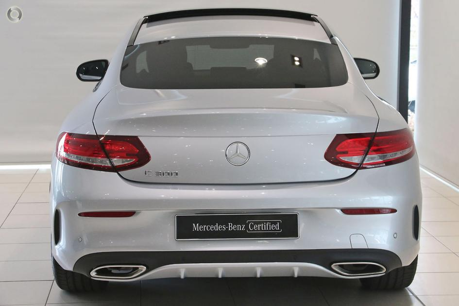 2016 Mercedes-Benz C 300 Coupé