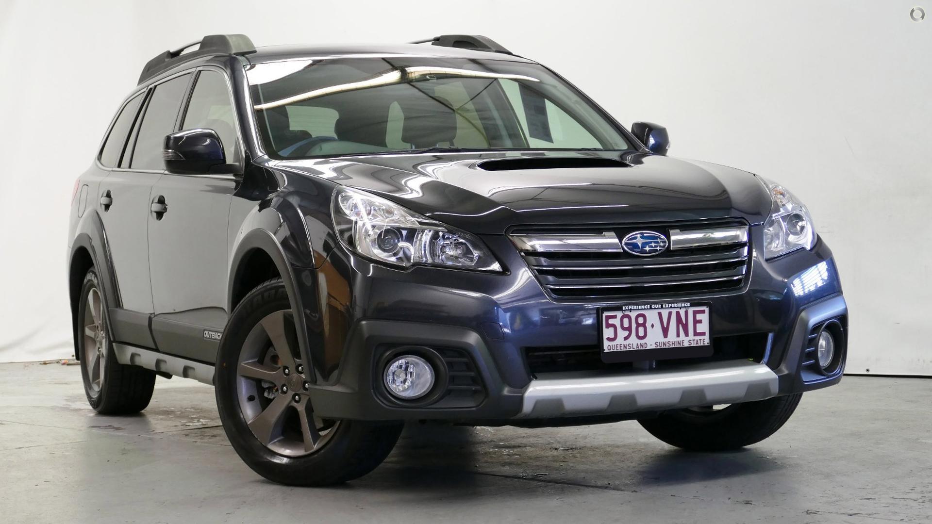 2014 Subaru Outback 4GEN