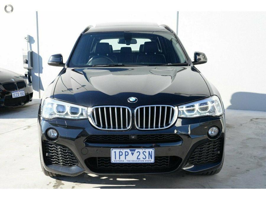 2014 BMW X3 xDrive30d