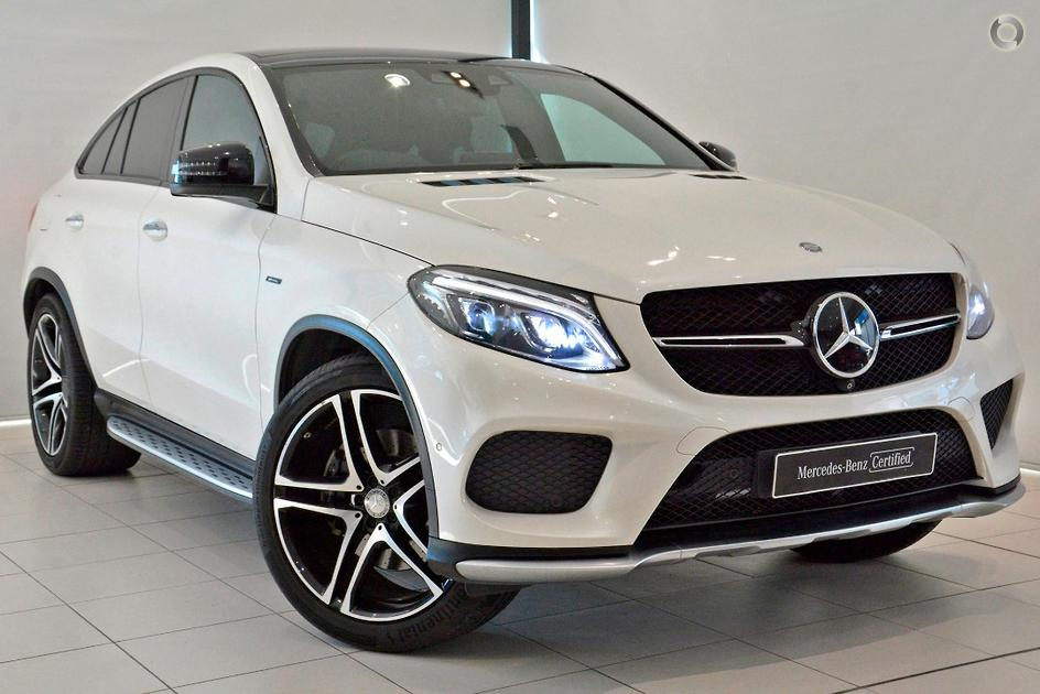 2015 Mercedes-Benz GLE 450 Coupe