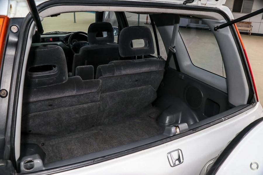 2001 Honda Cr-v Sport (No Series)