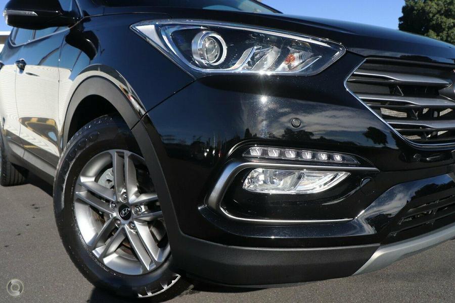 2017 Hyundai Santa Fe Active DM3 Series II