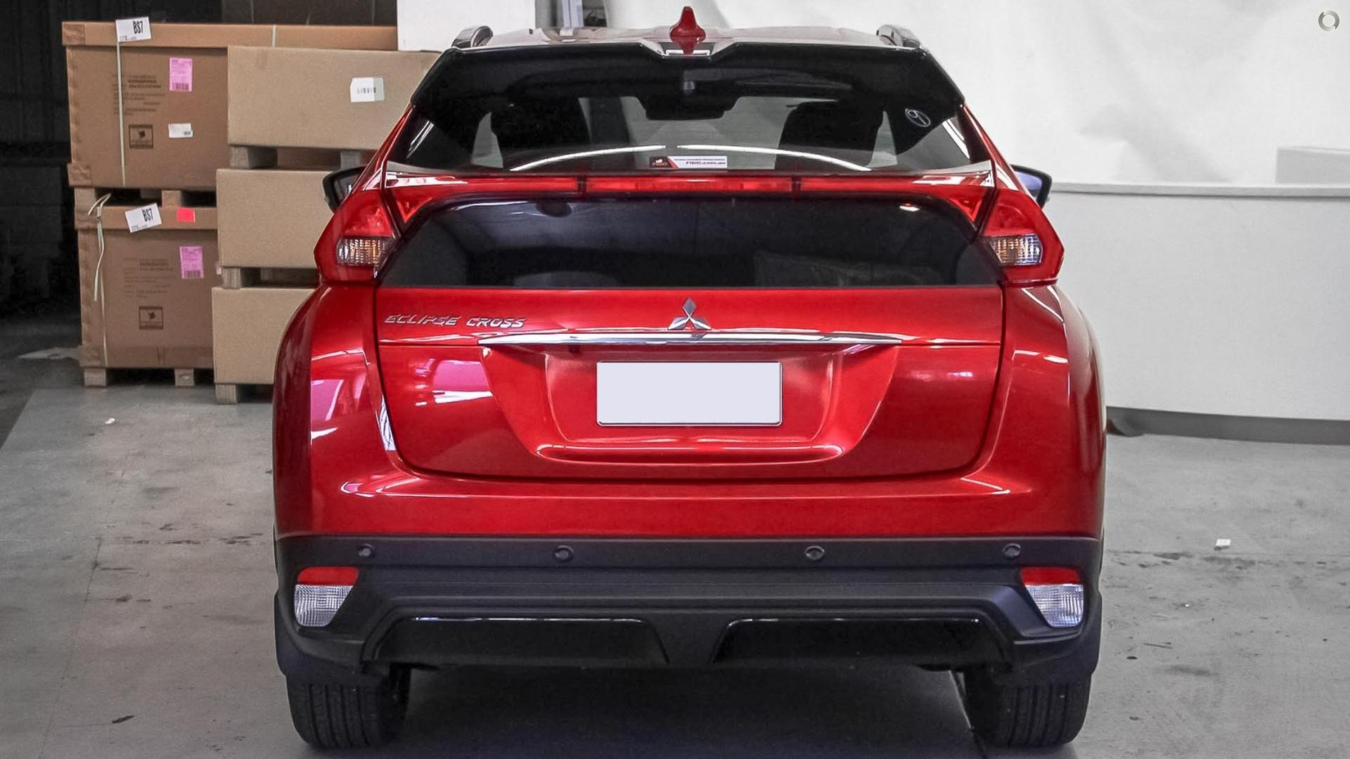 2020 Mitsubishi Eclipse Cross Black Edition YA