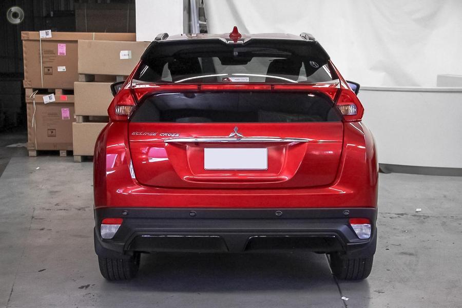 2020 Mitsubishi Eclipse Cross Black Edition YA