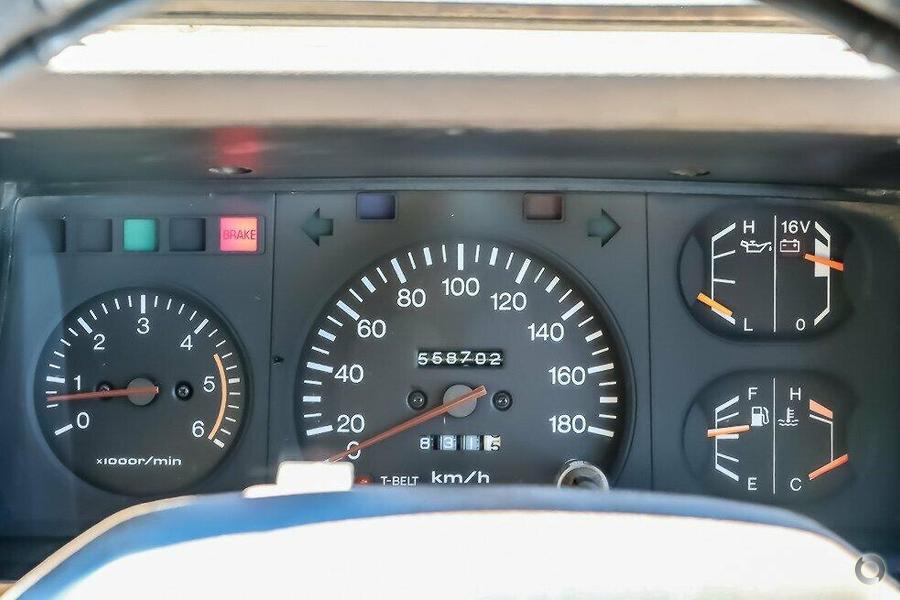 1991 Toyota Landcruiser  HZJ75RP