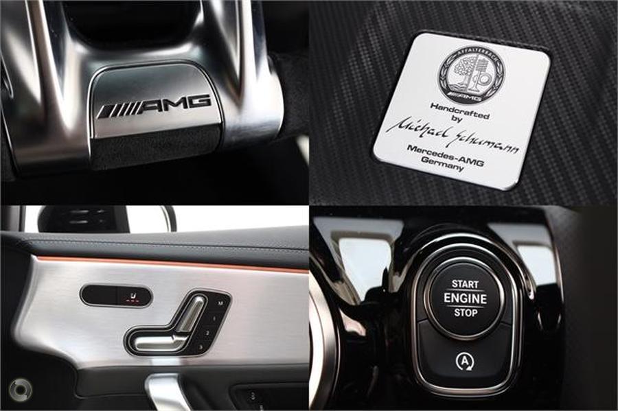 2020 Mercedes-AMG A 45 Hatch