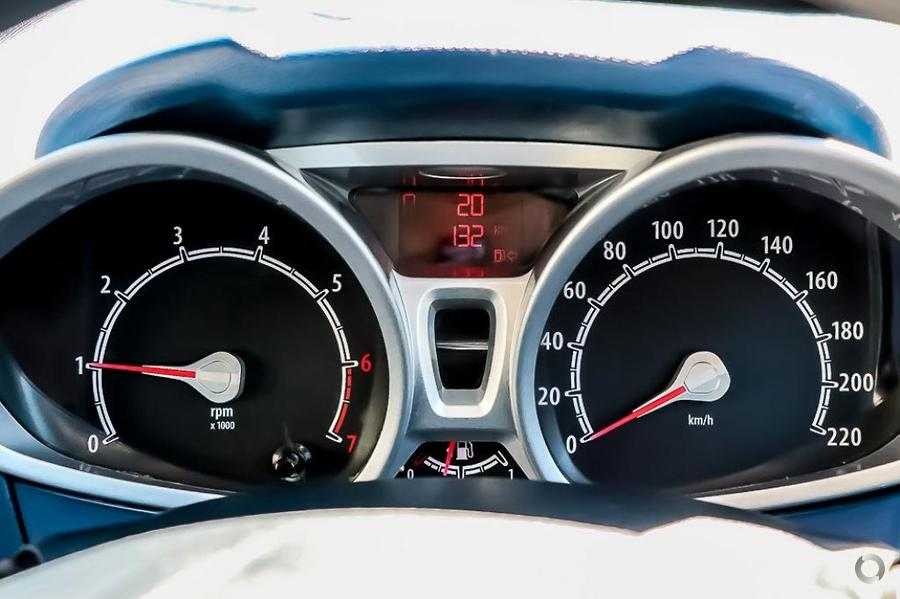2010 Ford Fiesta LX WT