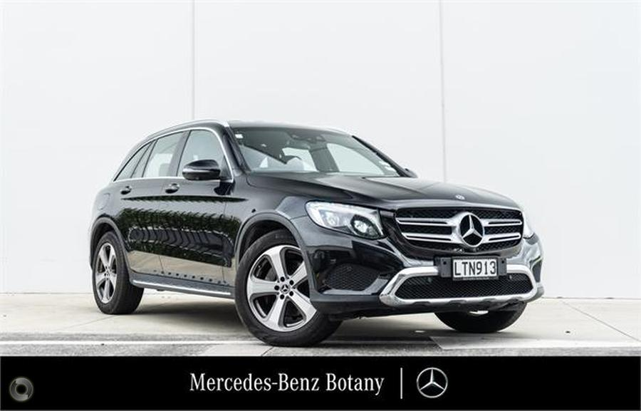 2018 Mercedes-Benz GLC 220 SUV