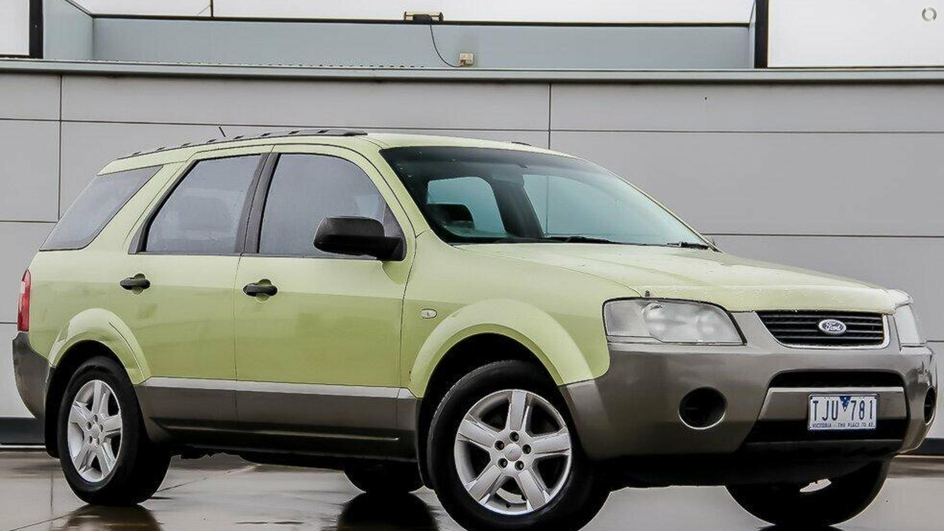 2005 Ford Territory SY