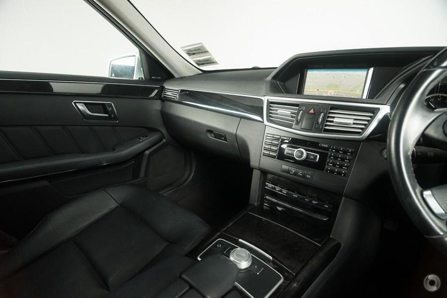 2012 Mercedes-Benz E 250 Sedan