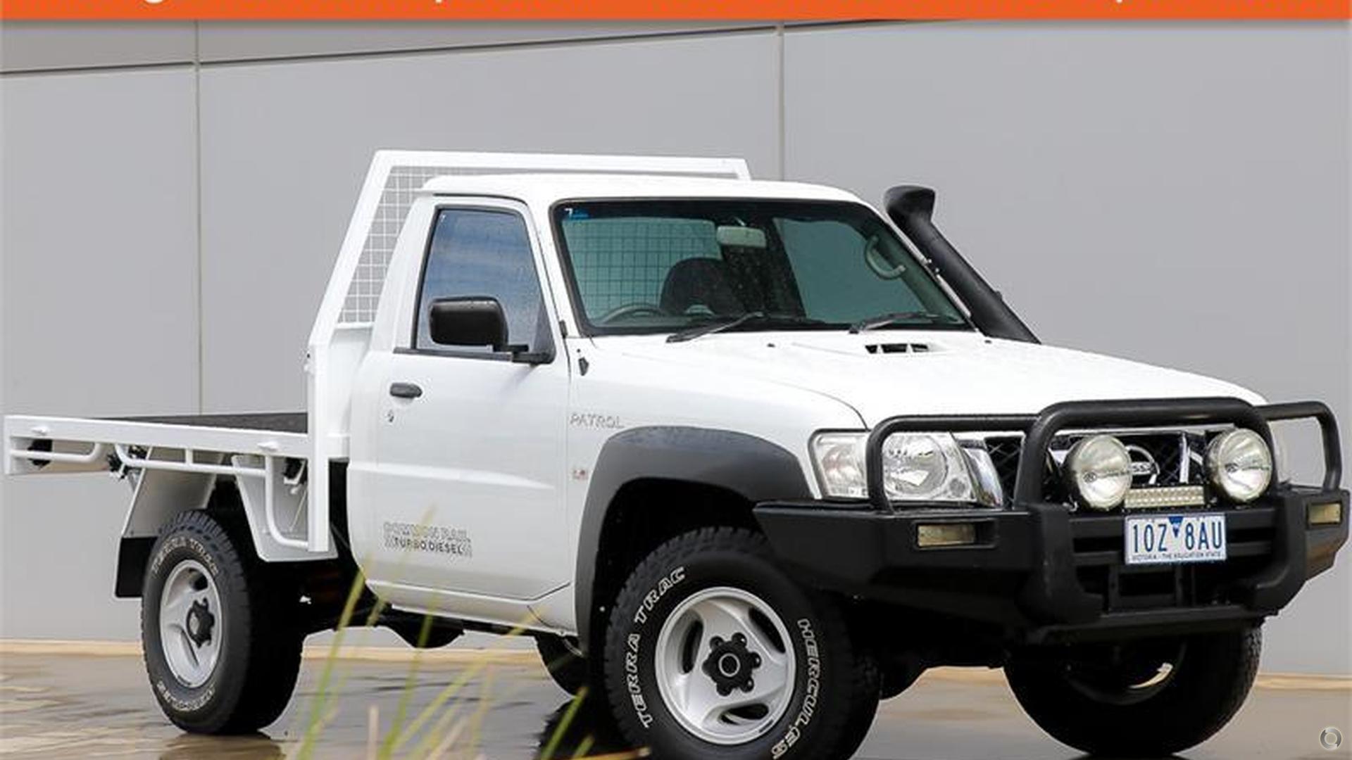 2010 Nissan Patrol GU 6