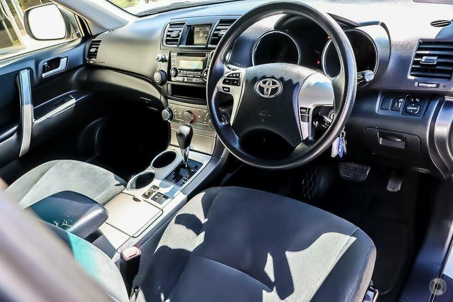 2012 Toyota Kluger KX-R GSU45R