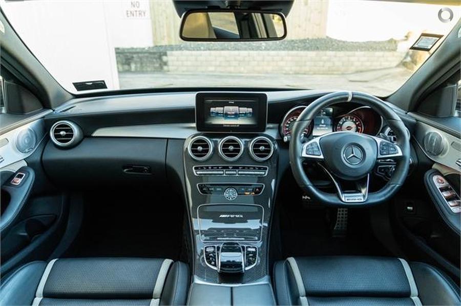 2016 Mercedes-AMG C 63 Estate