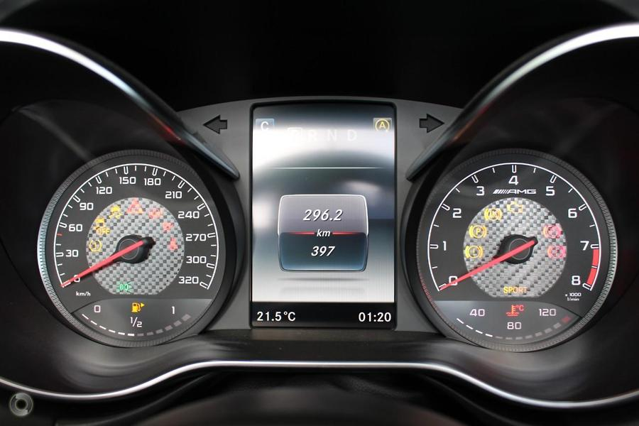 2019 Mercedes-AMG GT Roadster