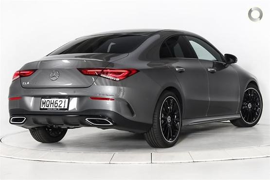 2020 Mercedes-Benz <br>CLA 200