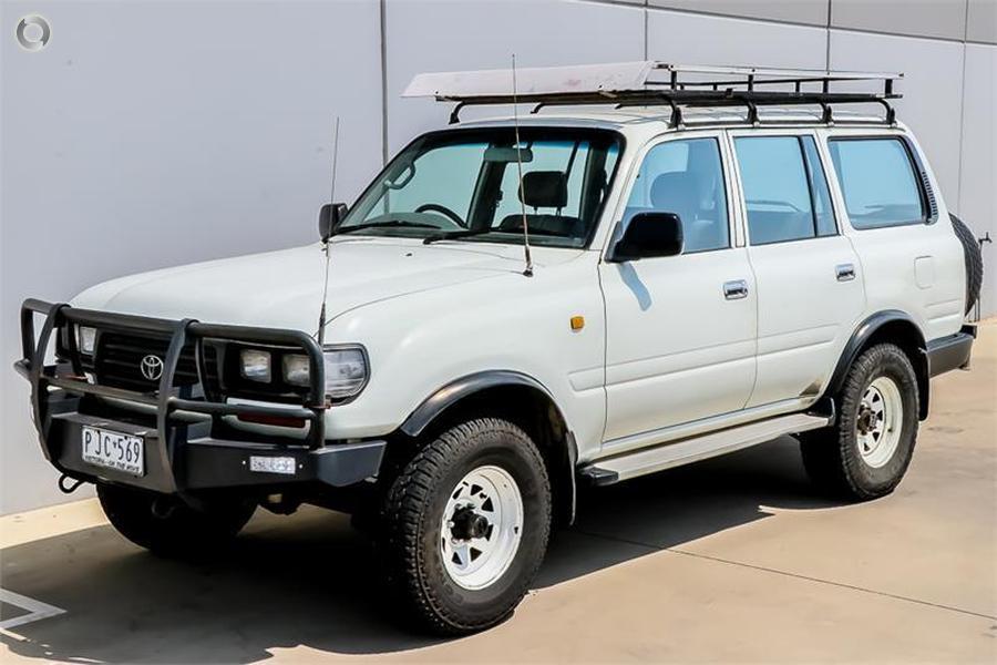 1996 Toyota Landcruiser Standard HZJ80R