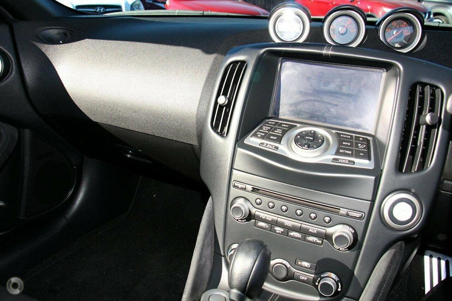 2009 Nissan 370z  Z34