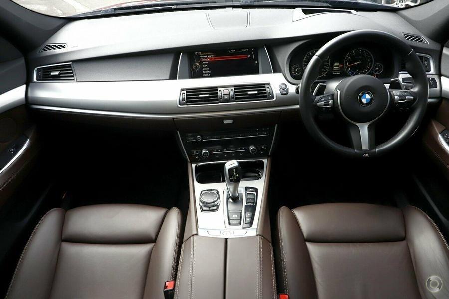 2017 BMW 535i M Sport