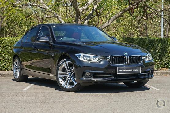 2015 BMW 318 i Sport Line