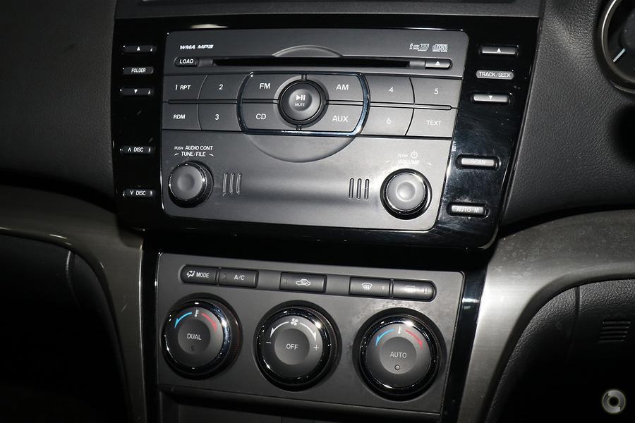 2011 Mazda 6 Luxury GH Series 2 - Artarmon Mazda