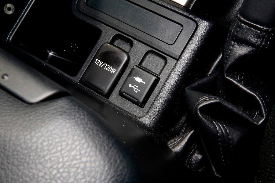 2018 Toyota Landcruiser Prado GXL GDJ150R