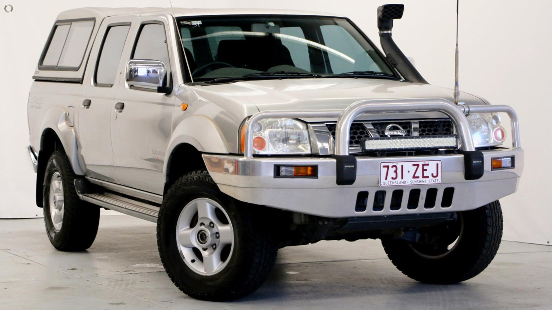 2005 Nissan Navara D22 S2