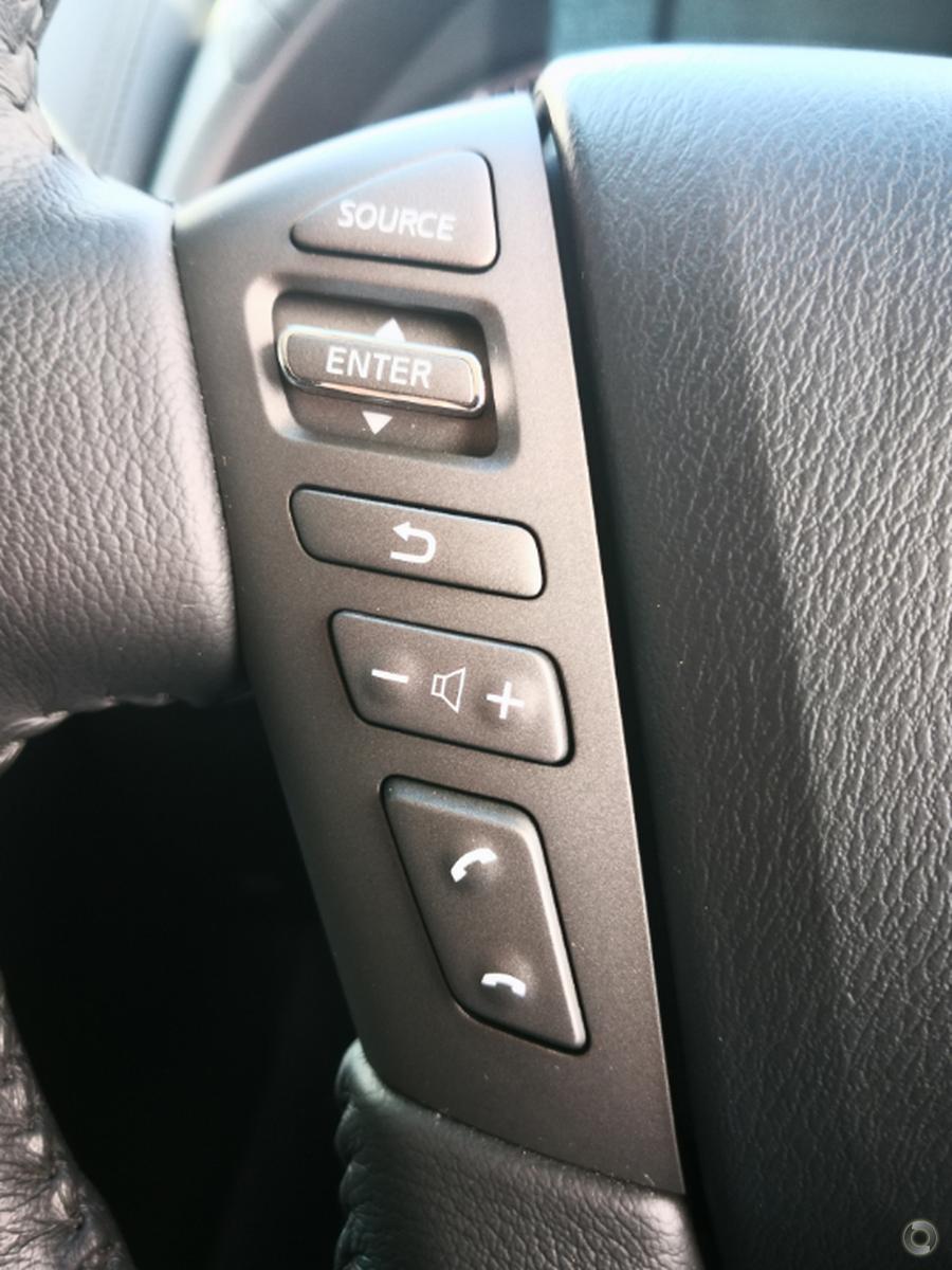 2016 Nissan Patrol Ti-L
