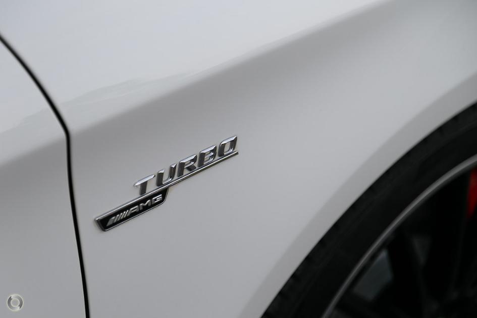 2014 Mercedes-Benz CLA 45 Coupe