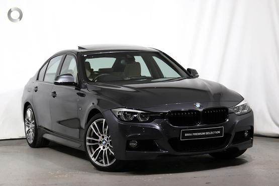 2018 BMW 320 i M Sport