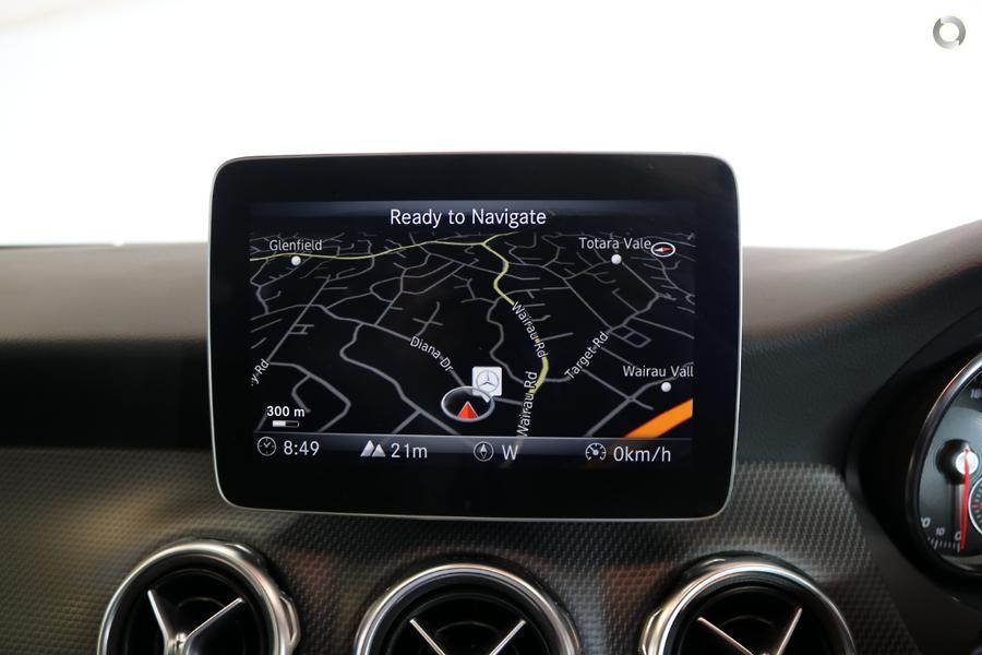 2018 Mercedes-Benz GLA 180 SUV