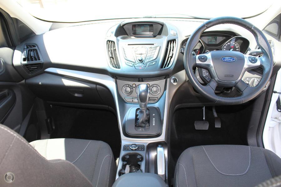 2014 Ford Kuga Ambiente TF