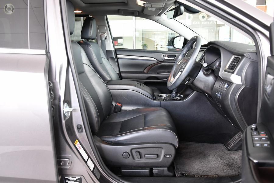 2017 Toyota Kluger Grande GSU55R
