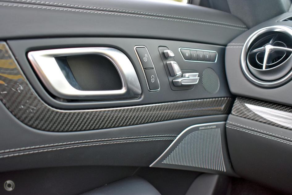 2018 Mercedes-Benz SL 63 Roadster