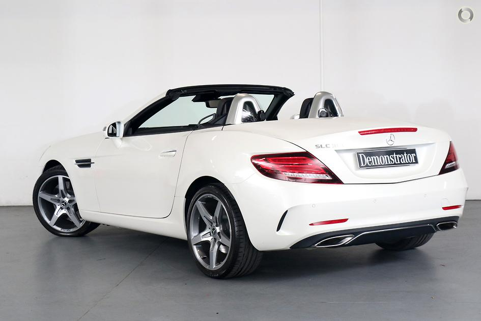 2018 Mercedes-Benz SLC 300 Roadster