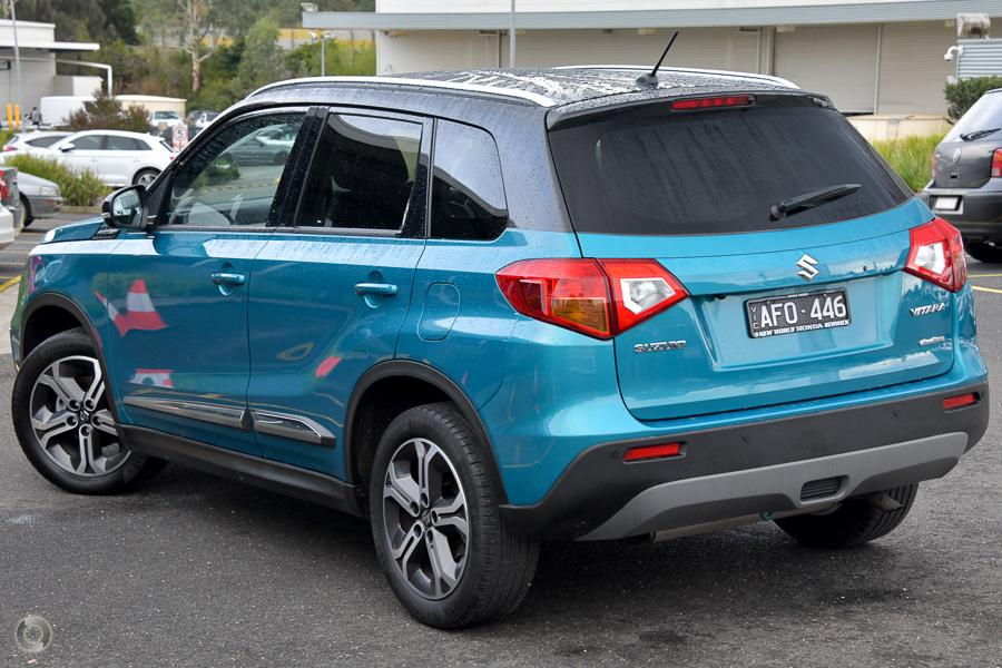 2015 Suzuki Vitara RT-X LY