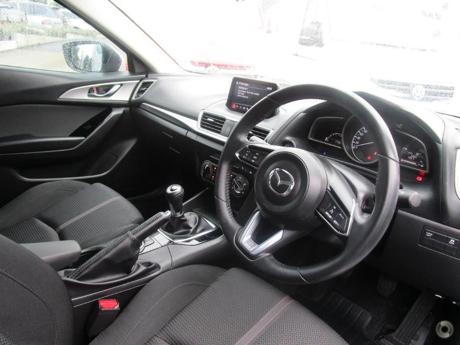 2017 Mazda 3 Maxx BN Series