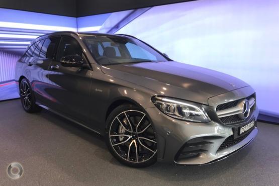 2018 Mercedes-Benz <br>C 43