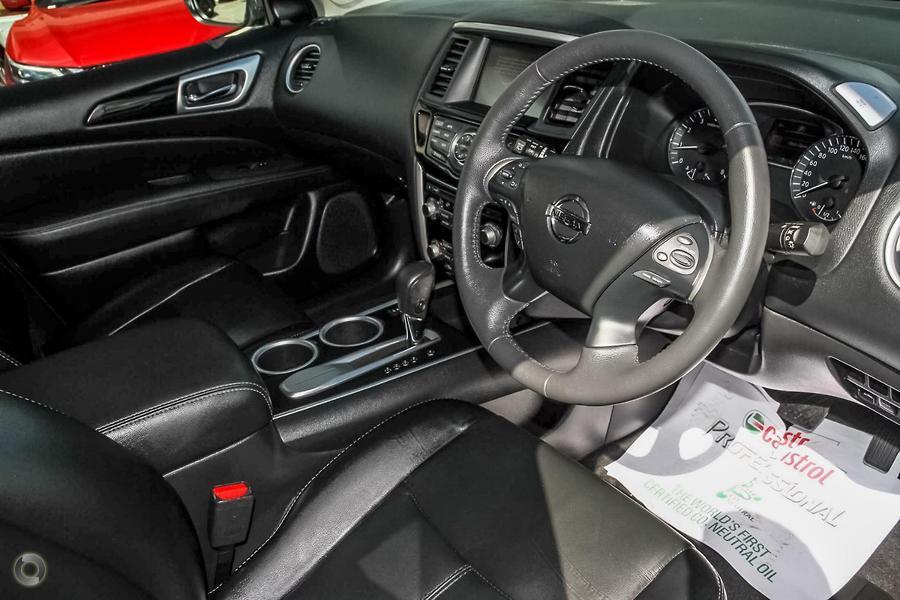 2018 Nissan Pathfinder ST-L N-SPORT